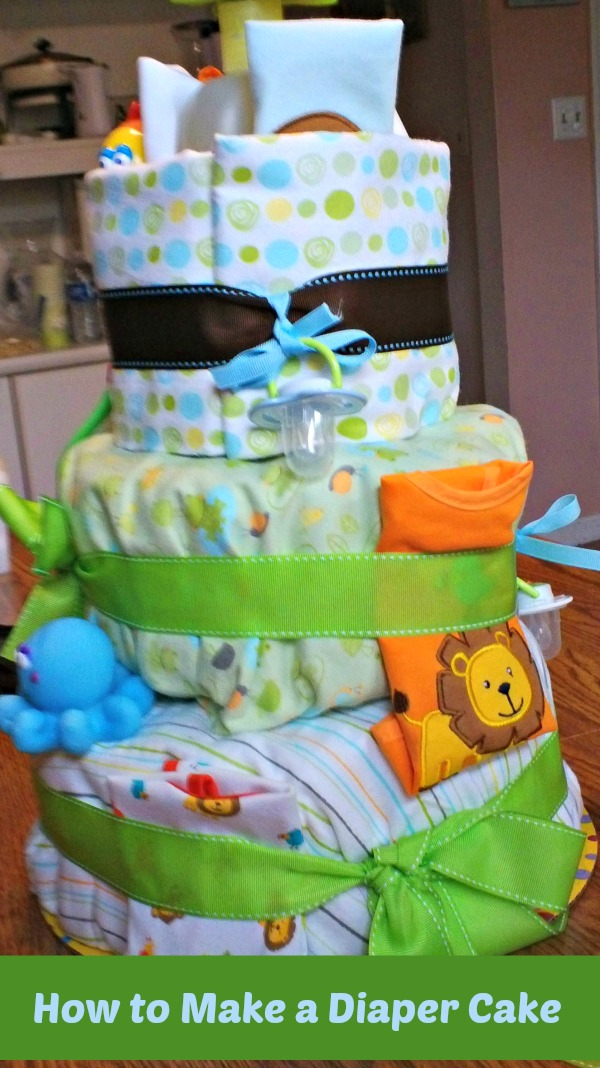 How Much Do Baby Diaper Cakes Cost