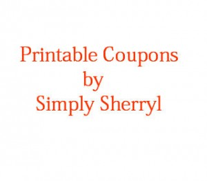 printable coupons 1 4 simply sherryl. Black Bedroom Furniture Sets. Home Design Ideas