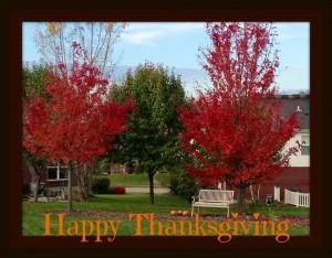 Happy Thanksgiving from SImplysherryl.com