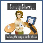 Meet Sherryl at Simply Sherryl