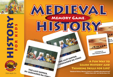 Review: Medieval History Memory Game
