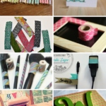 10 Washi Tape Crafts