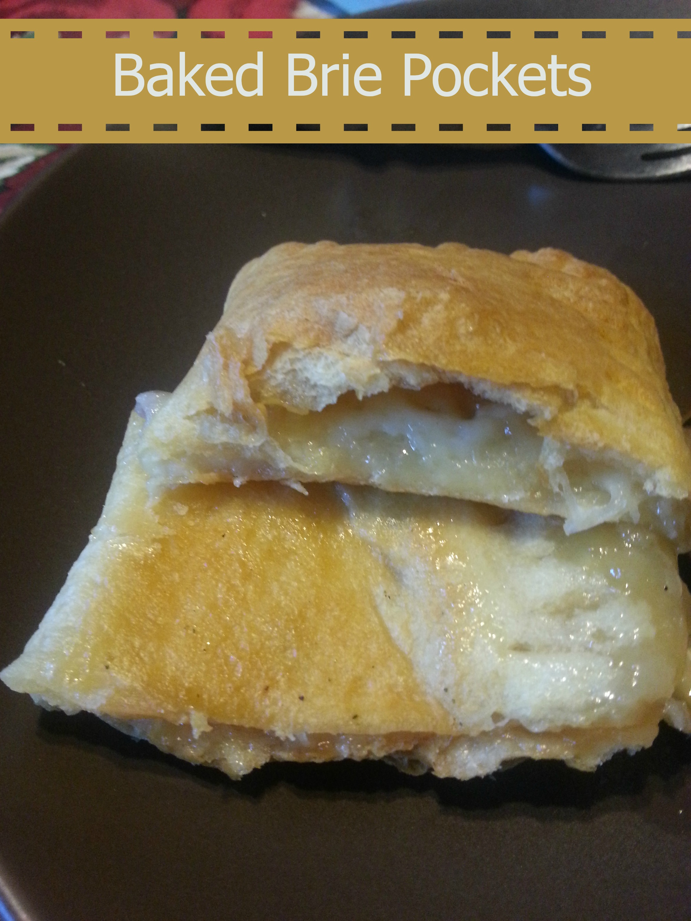 Baked Brie Pockets