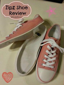 Zipz Shoes Review & Giveaway