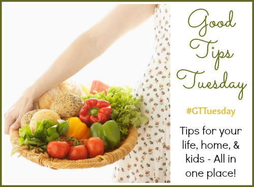 Good Tastes Tuesday – September 3