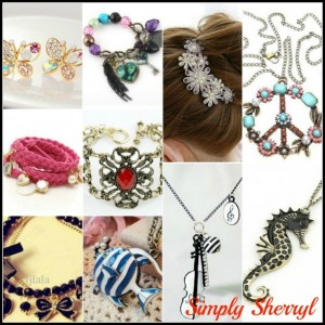 Jewelry Priced $5 or Less