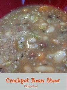 Crockpot Bean Stew