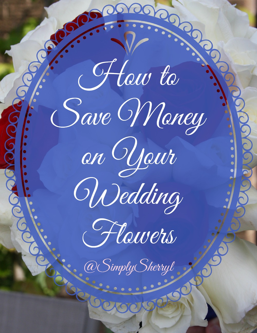 how to save money on your wedding flowers. Black Bedroom Furniture Sets. Home Design Ideas