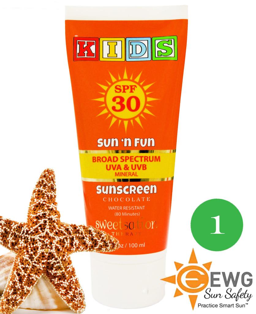 Sun'n'Fun Broad Spectrum SPF30 Sunscreen {Review}