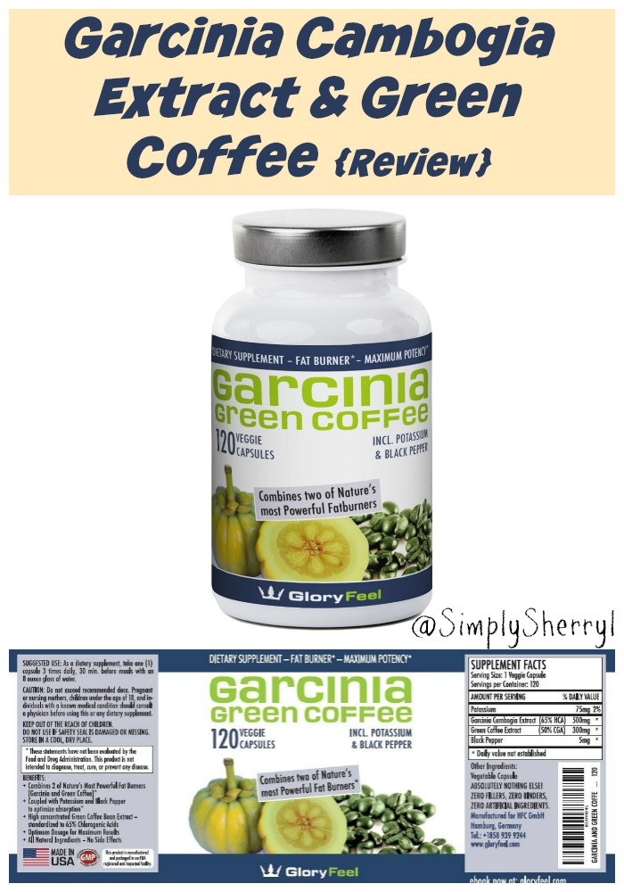 Garcinia cambogia product review