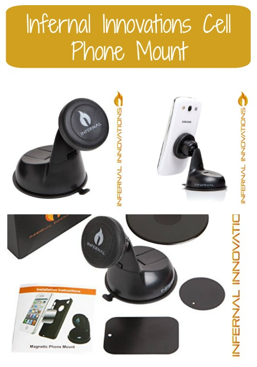 Infernal Innovations Cell Phone Mount