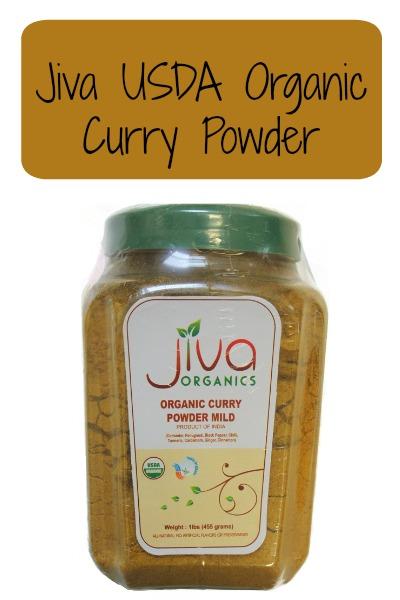 Jiva Usda Organic Curry Powder Simply Sherryl