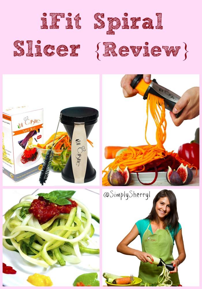 Spiral slicer reviews