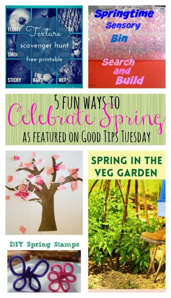 5 Fun Ways to Celebrate Spring