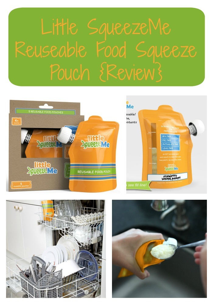 Reuseable Food Pouch Review