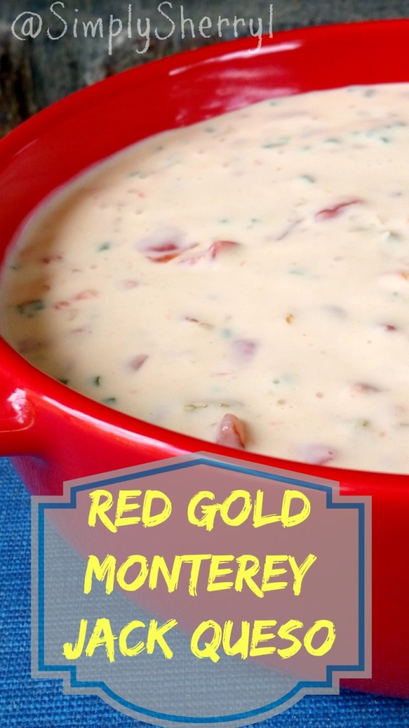 Red Gold Monterey Jack Queso
