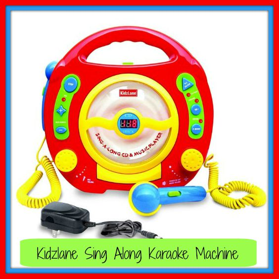 recommended karaoke machine