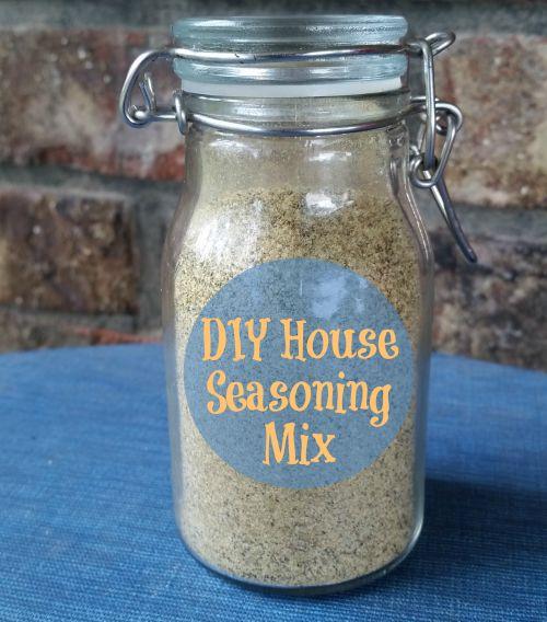 DIY House Seasoning Mix