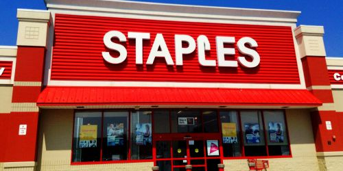 Staples Honors Teachers with Teacher Appreciation Week