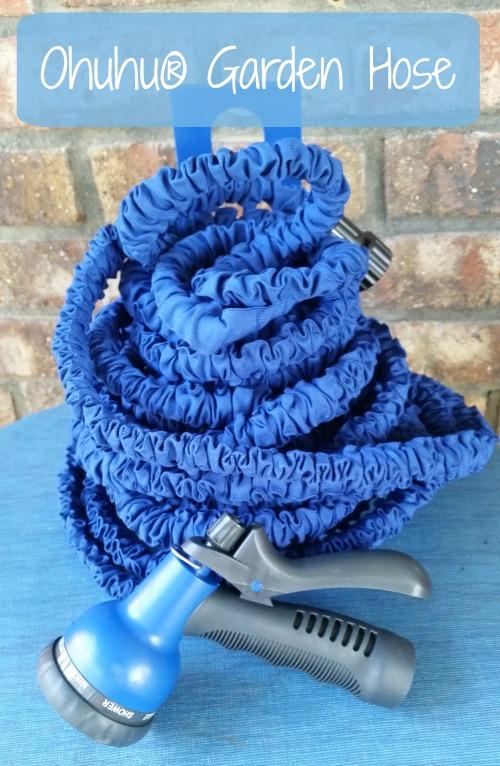Easy garden hose maintenance simply sherryl for Simply garden maintenance