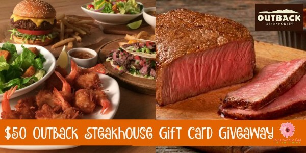 Win Dinner on us at Outback Steakhouse