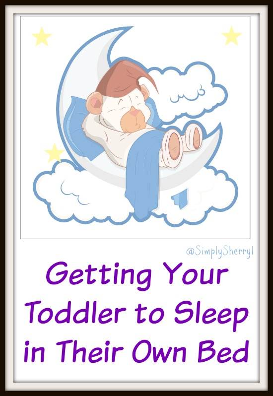 Getting Your Toddler to Sleep in Their Own Bed | Simply ...