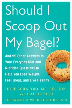 Should You Scoop Out Your Bagel To Cut Calories recommendations