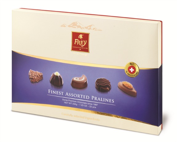 Assorted Pralines Box
