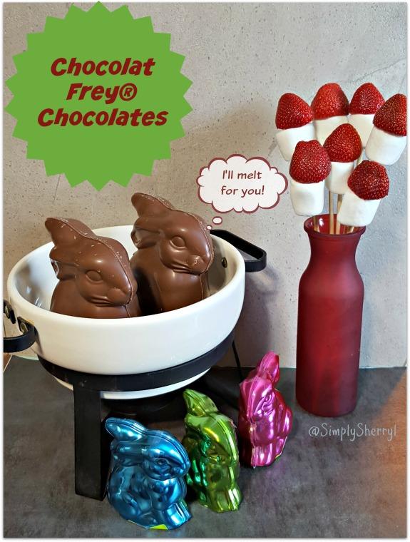 Chocolat Frey chocolates