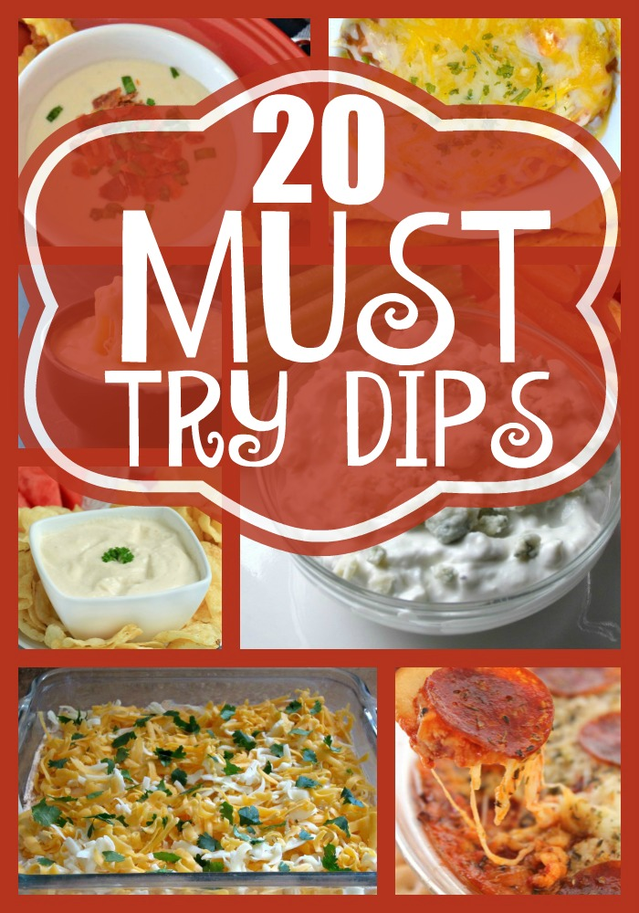 20 Must Try Dips