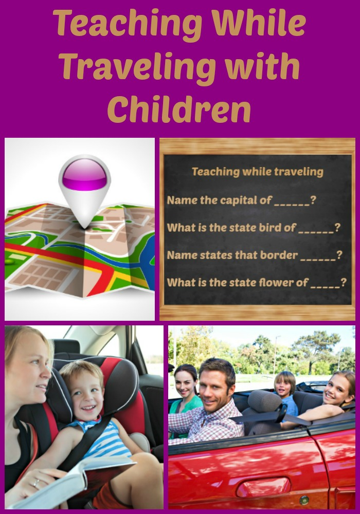 Teaching While Traveling with Children