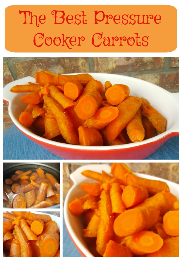 how to cook carrots in the microwave