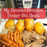 Pressure Cooker Pot Roast
