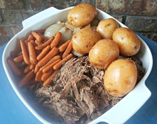 My Favorite Pressure Cooker Pot Roast