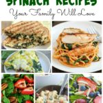 Spinach Recipes Your Family Will Love