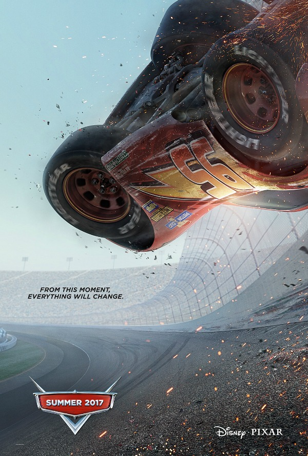 Buckle Up for CARS 3 on June 16