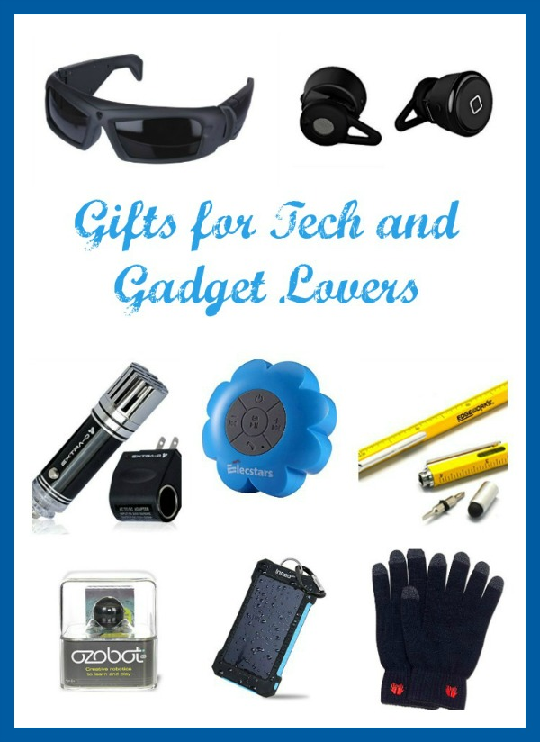 Gifts for Tech and Gadget Lovers