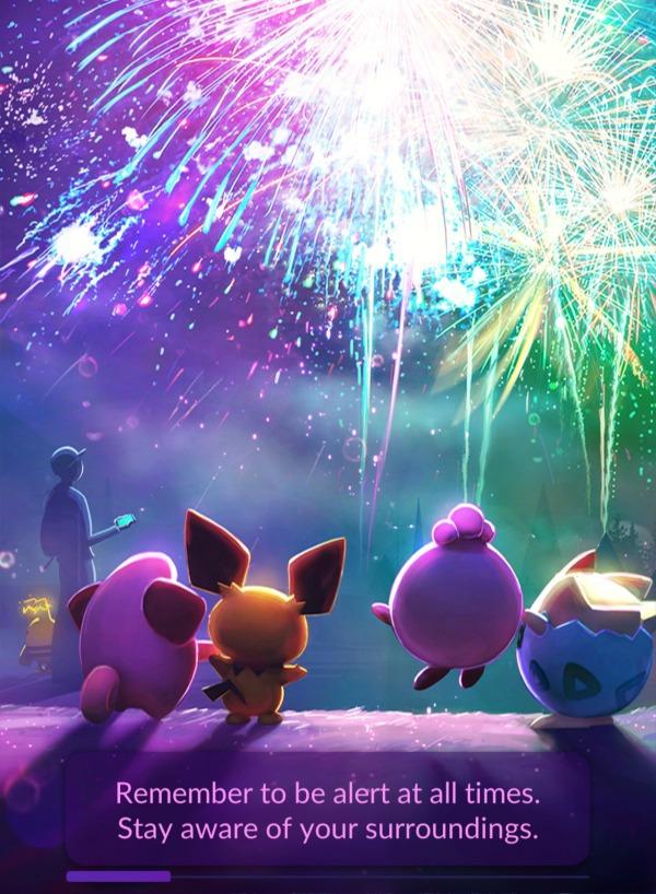 PokemonGo Stay Safe