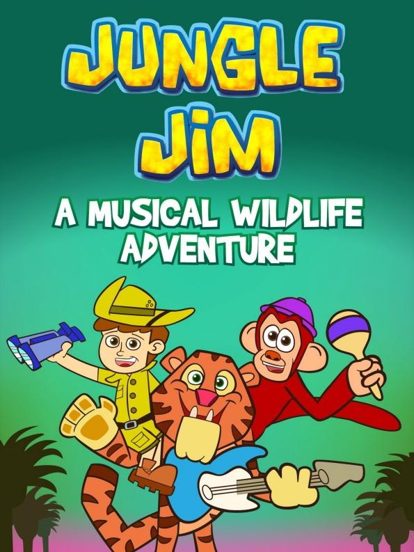 Jungle Jim: A Musical Wildlife Adventure