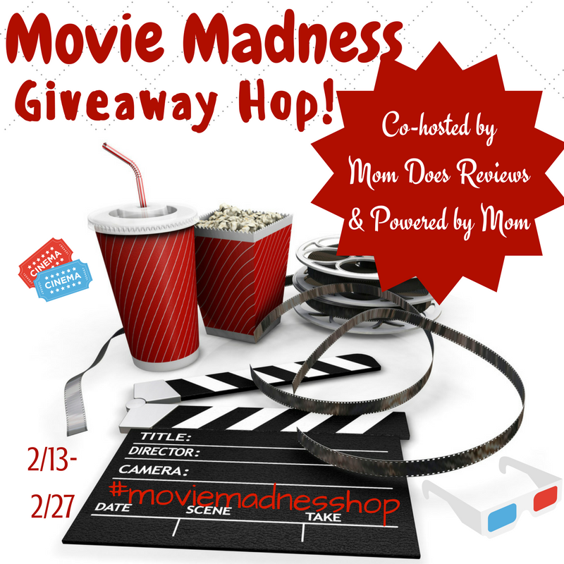 Movie Madness Blog Hop