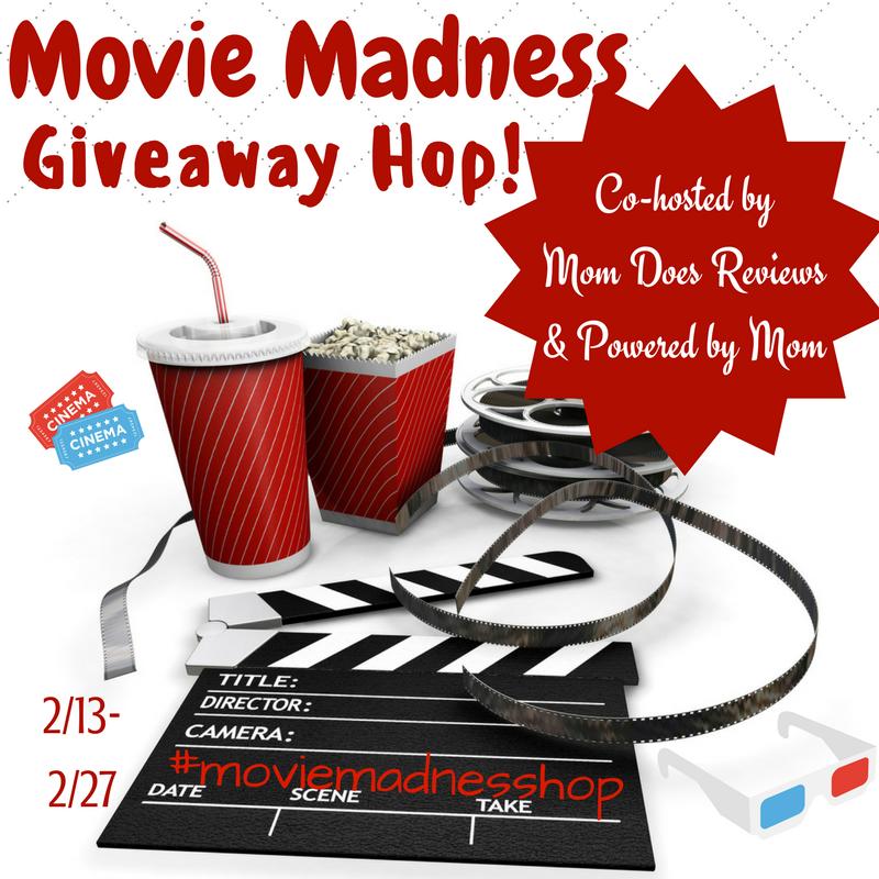 Movie Madness Blog Hop