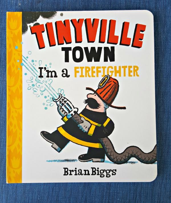 Tinyville Firefighter