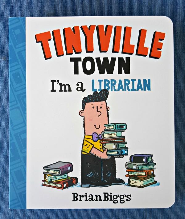 Tinyville Librarian