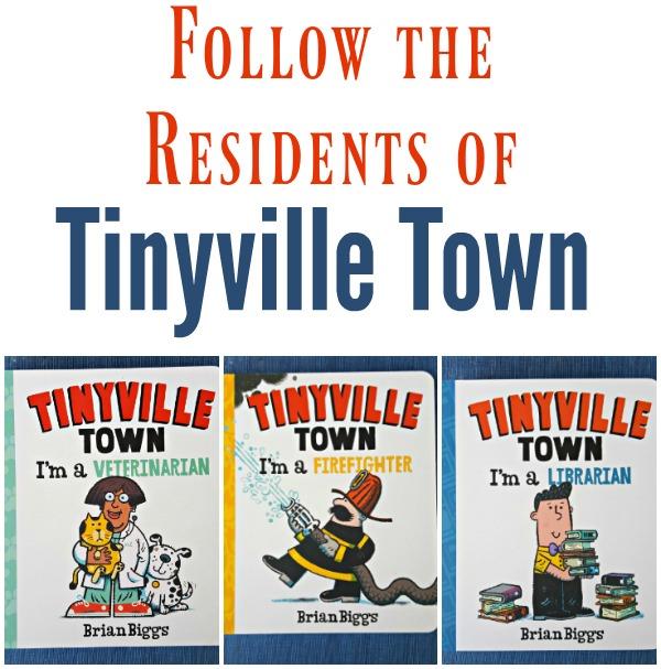 Tinyville Town Series