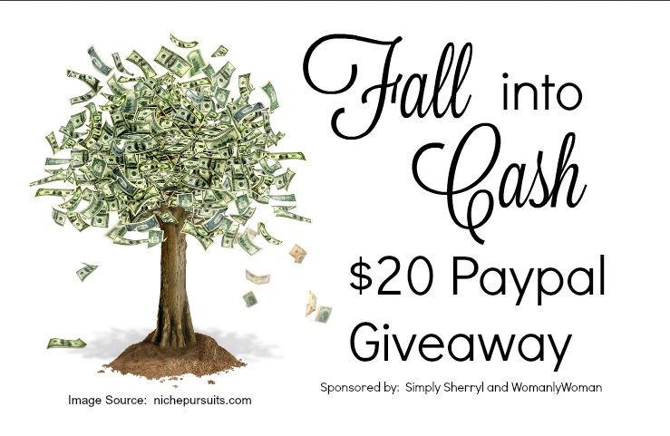 Fall into Cash Giveaway