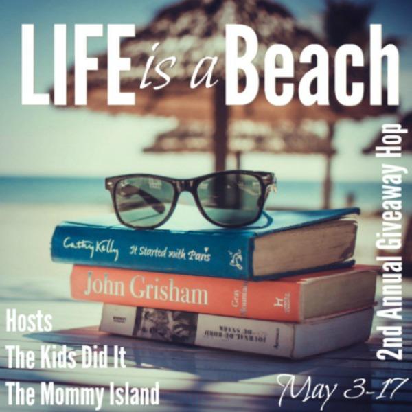 Life is a Beach Blog Hop