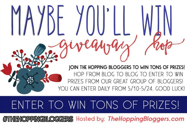 MAYbe You'll Win Giveaway Hop