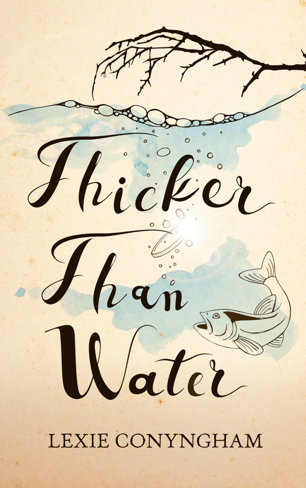 Thicker Than Water | Simply Sherryl