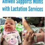 Amwell Supports Moms with Lactation Services