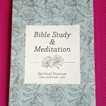 Bible Study and Meditation